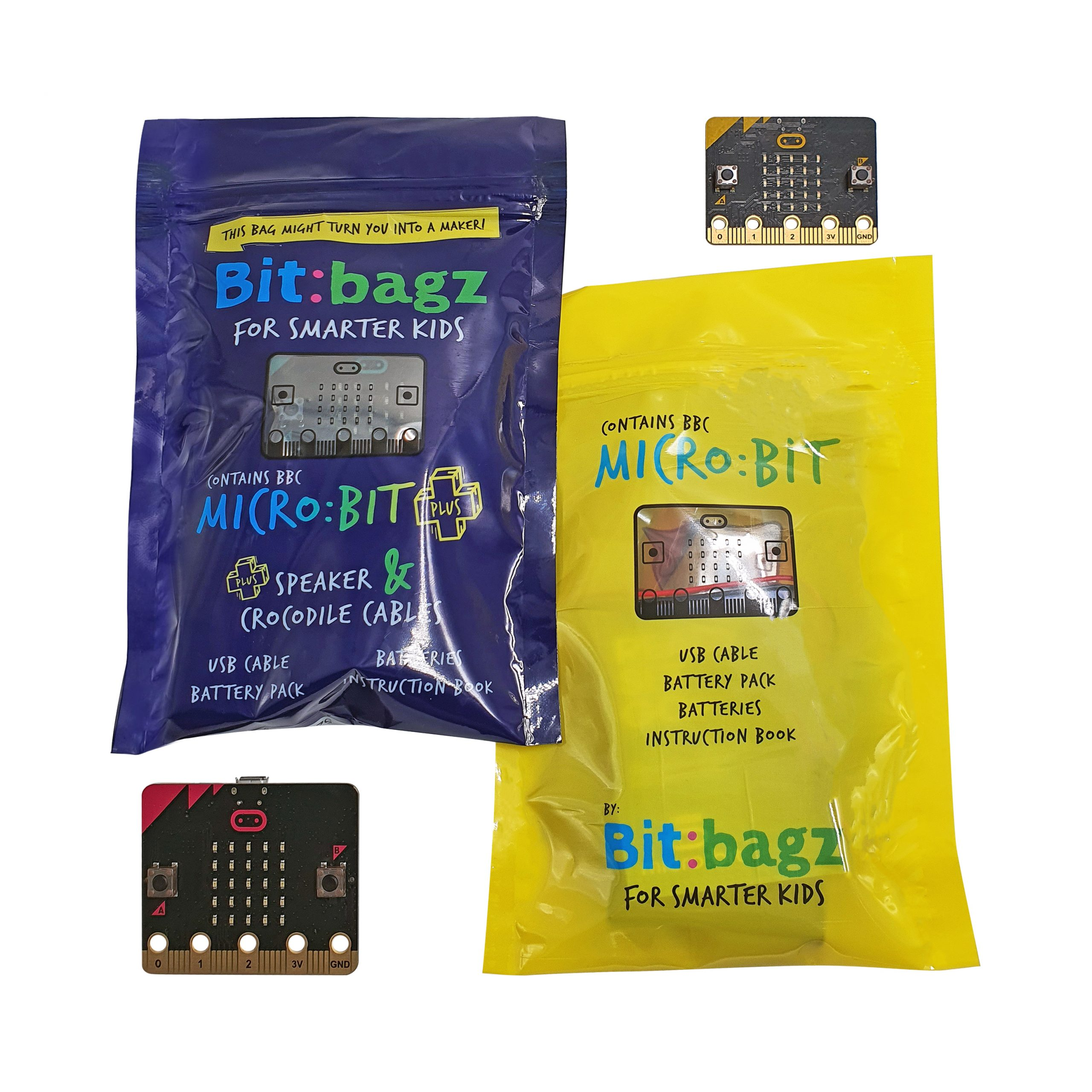 microbit Plus set